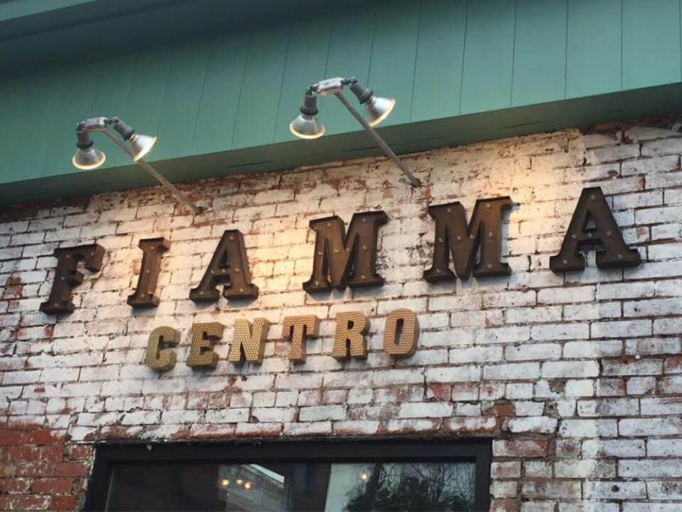 fiamma building sign